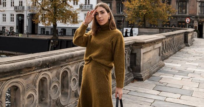 The Best Knitted Co-Ords to Buy for Autumn 2019