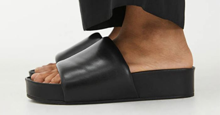 Arket's Collection Of Summer Sandals Is A Minimalist's Dream